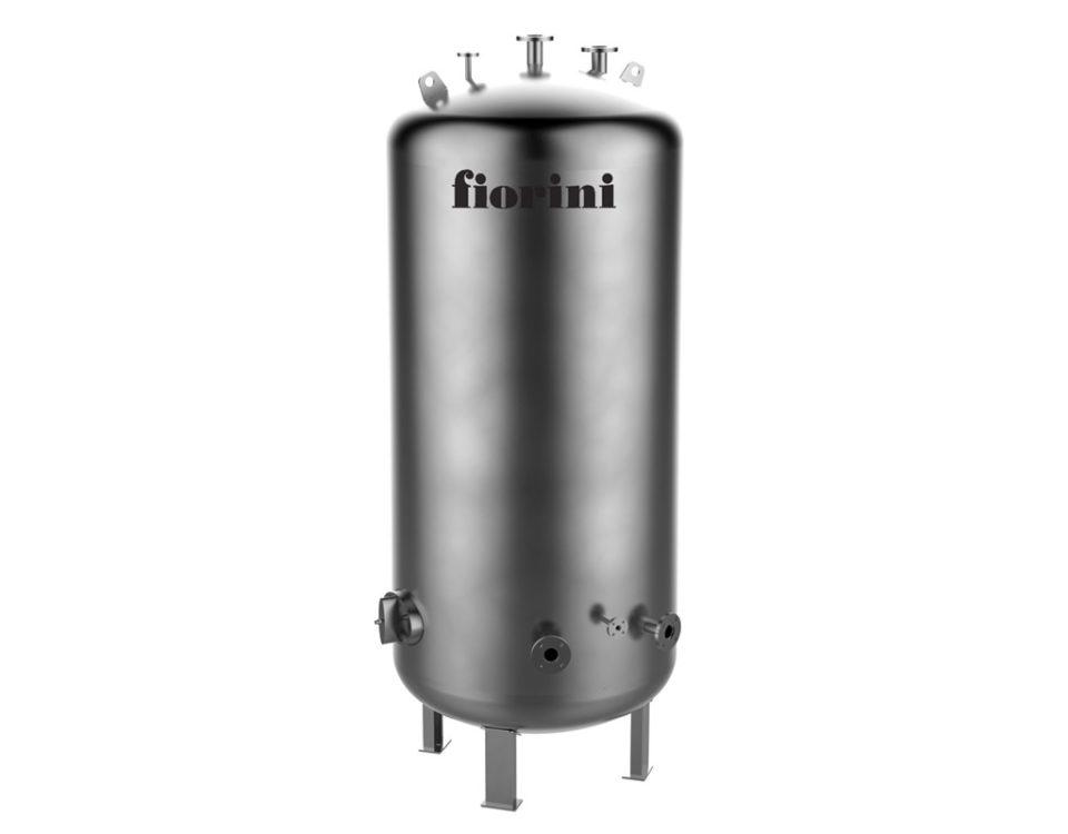 accumulatori di vapore AV serbatoi collaudati in pressione per l'accumulo di vapore ad alta pressione