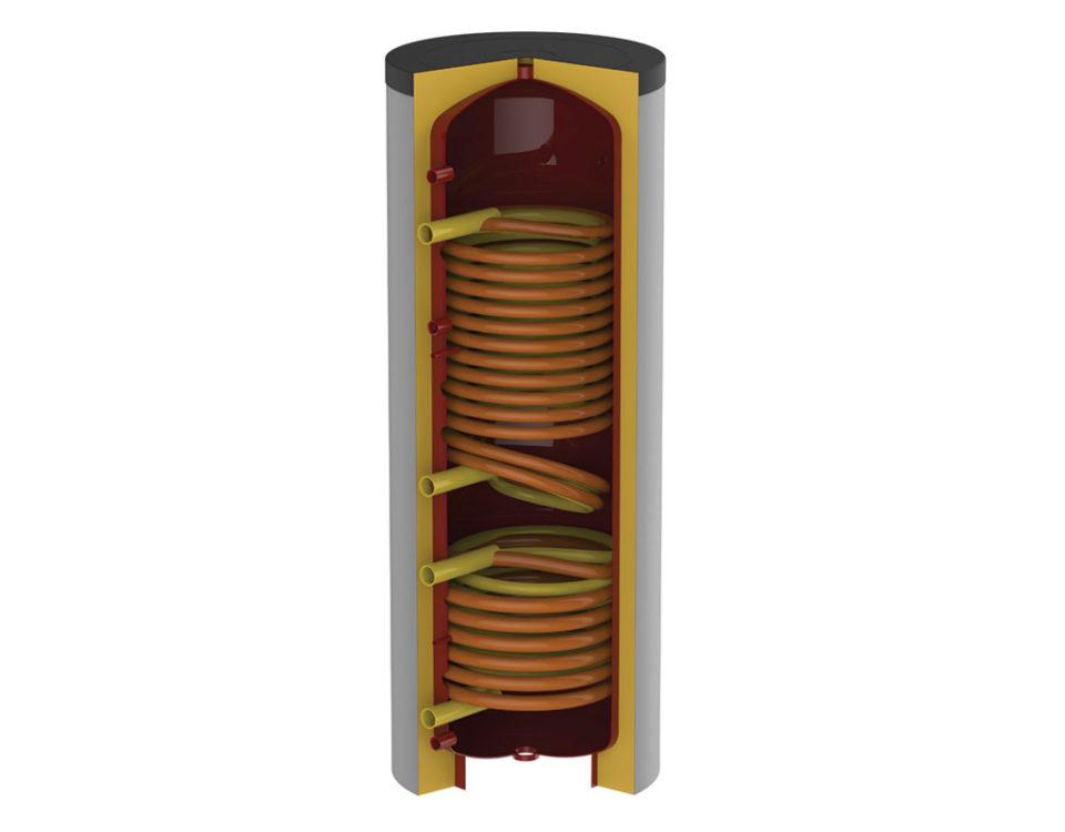 bollitore smart2 hp per pompe di calore