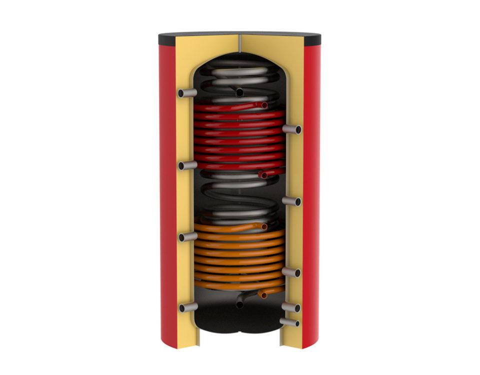 combi plus termoaccumuli combinati per impianti di riscaldamento