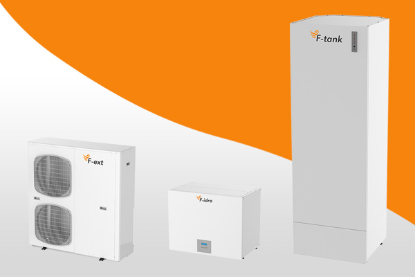 fenix the fiorini's heat pump system