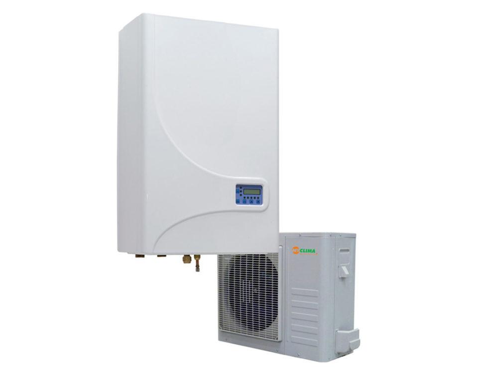 pompa di calore splittata aria acqua Idea Flex