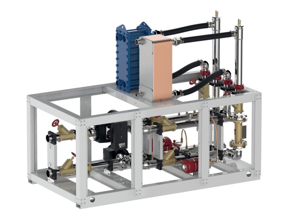 sistemi per il recupero di calore da impianti termici Fiorini