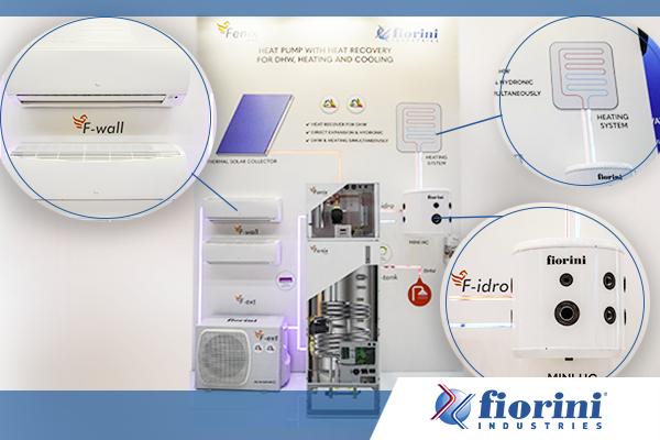La pompa di calore Fenix System all'Ish 2019
