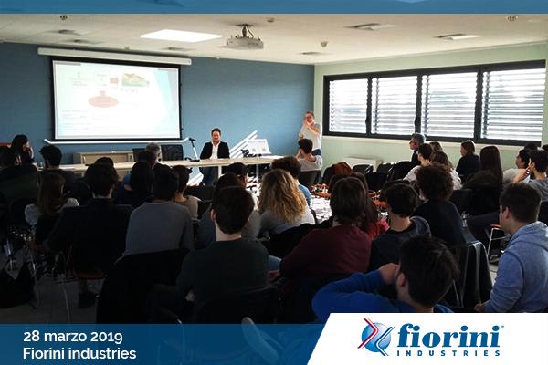 """Fiorini partecipa a """"Technical GI Day"""" all'Itts Marconi di Forlì"""