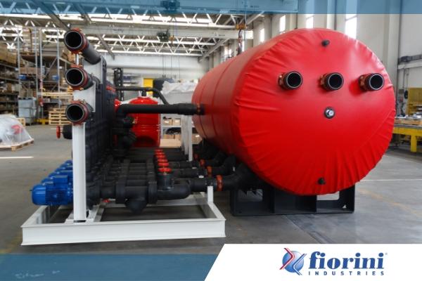 Kit idronico all in one Fiorini Industries