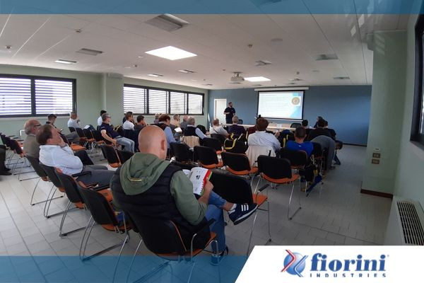 Fiorini hosts the meeting of the industrial expert of forlì-cesena