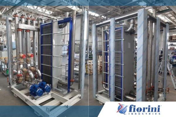 cooling wine storage vats