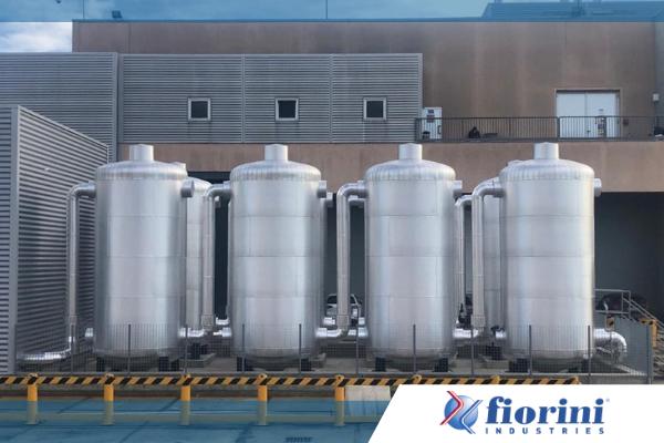 Serbatoi Fiorini per impianto cogenerazione