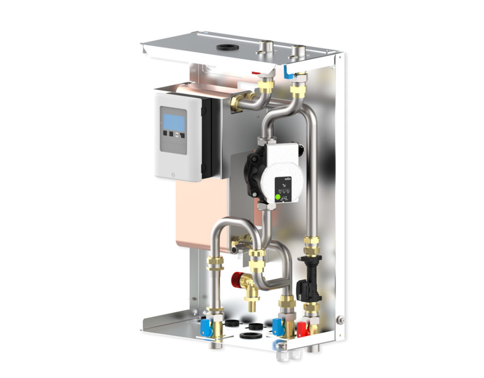 SET Instant DHW production unit