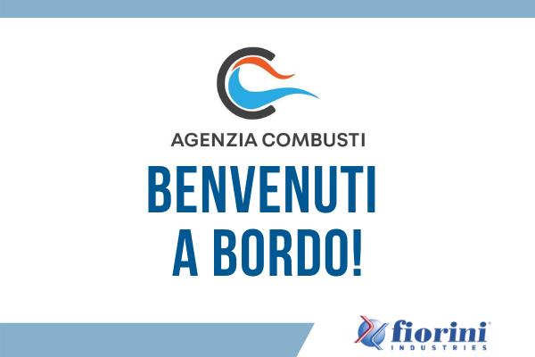 Combusti, nuova agenzia Fiorini